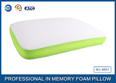 China Therapeutic Memory Foam Cooling Gel Pillow with Tencel Fabric supplier