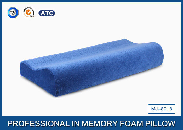 air following slow rebound contour massage memory foam pillo