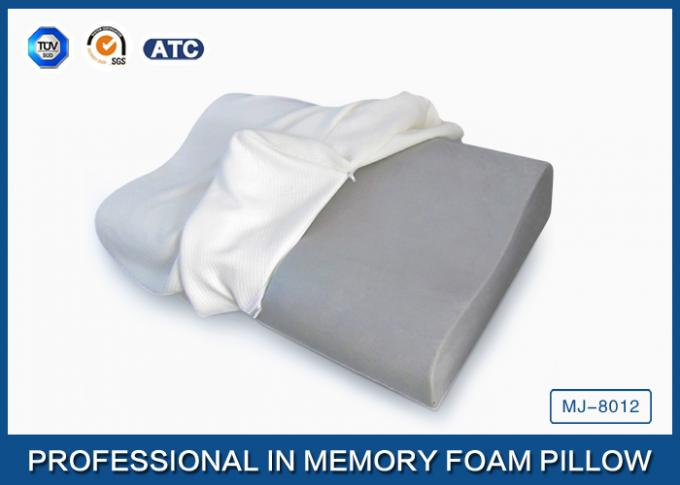soft vented bamboo cover memory foam pillow f
