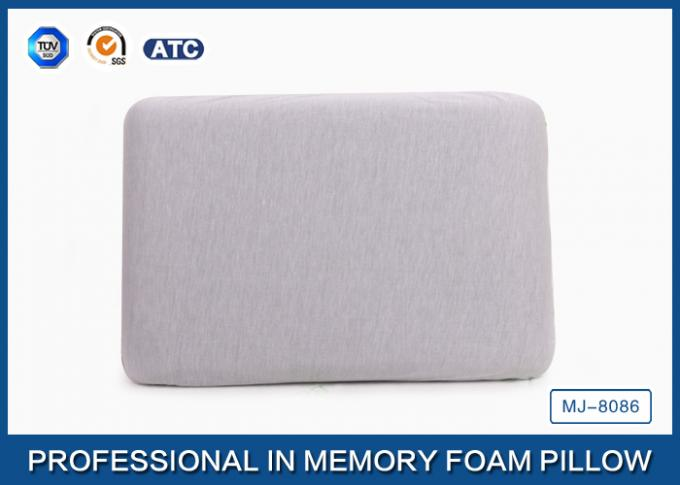 hotel comfort bamboo charcoal memory foam pillow with antimi