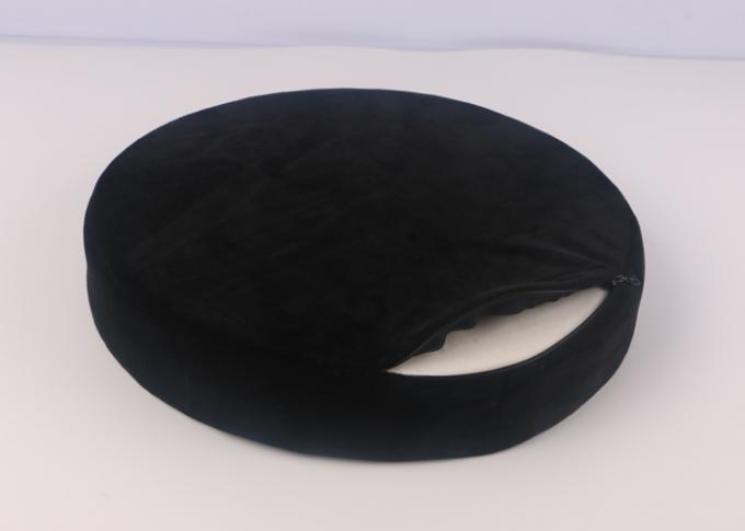 Lovely High Density Round Memory Foam Seat Cushion / Memory Foam Dining Chair Pads