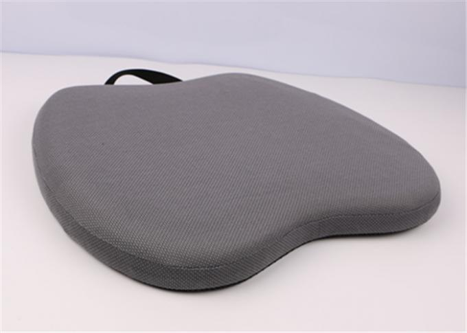 Portable Cooling Gel Visco Elastic Memory Foam Seat Cushion with High Quality Cover